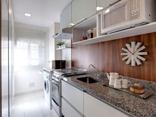 Modern style kitchen by AND Arquitetura Modern