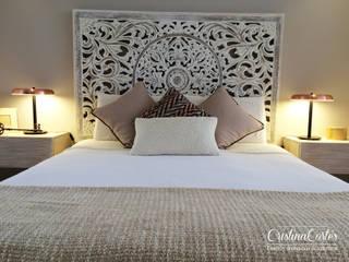 Cristina Cortés Diseño y Decoración BedroomBeds & headboards Wood