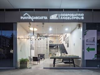 Offices & stores by MX Taller de Arquitectura & Diseño