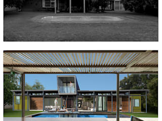 House Noekie, Welkom, Free State by Sm!t Architects