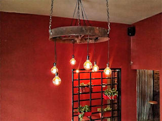 Lamparas Vintage Vieja Eddie Dining roomLighting