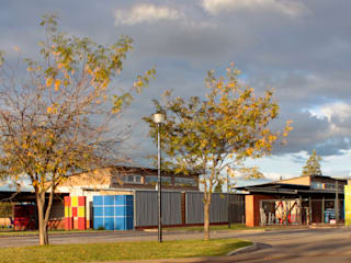 Pre-Primary School, University of the Free State, Bloemfontein, South Africa by Sm!t Architects Modern