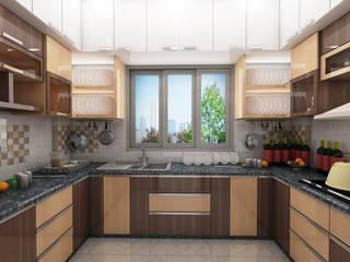Newtown Project:  Kitchen by Creazione Interiors