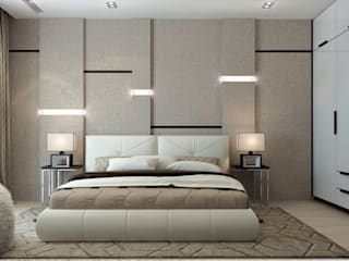 ДизайнМастер Kamar Tidur Modern