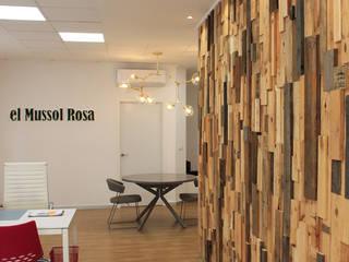 El Mussol Rosa Espai Creatiu de El Mussol Rosa Escandinavo