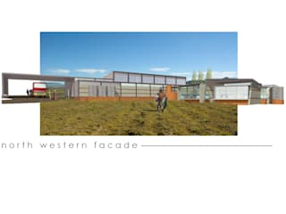 Tea Factory, Lesotho by Sm!t Architects Industrial