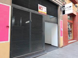 REFORMA EN BINGO NAVAS Novodeco Bares y clubs de estilo moderno