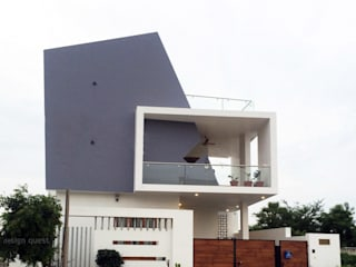 Gowrishankar Residence:  Houses by Design Quest Architects,