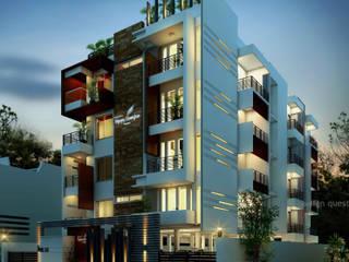 modern  oleh Design Quest Architects, Modern