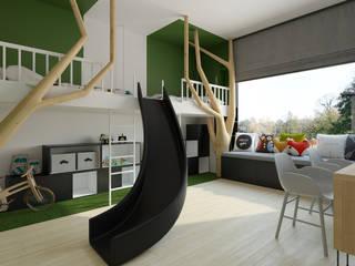 INSIDEarch Modern nursery/kids room