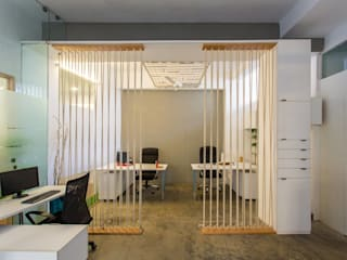 The Atelier - Design Quest Office Space :  Office buildings by Design Quest Architects,