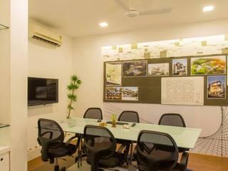 Bangunan Kantor Gaya Eklektik Oleh Design Quest Architects Eklektik