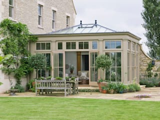 Beautiful Garden Room Konservatori Klasik Oleh Vale Garden Houses Klasik