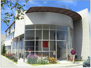 :  de estilo  por CUBO ARQUITECTURA Y CONSTRUCCION