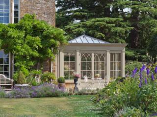 Orangery For A Country House Konservatori Klasik Oleh Vale Garden Houses Klasik