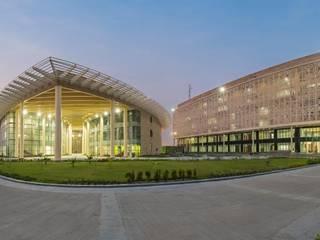 by Vijay Gupta Architects