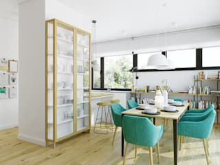 INSIDEarch Modern dining room