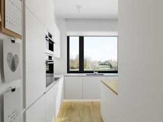 INSIDEarch Modern kitchen