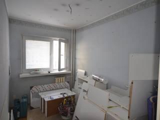 49m2 Warszawa-Wola. Projekt pod klucz.: styl , w kategorii  zaprojektowany przez Bartosz Gumowski Homify