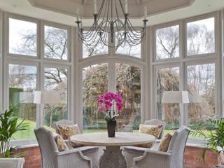 Victorian Style Orangery Konservatori Klasik Oleh Vale Garden Houses Klasik