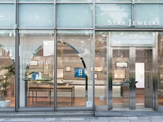 STAR JEWELRY the shop OMOTESANDO の plastac オリジナル