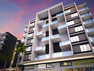 Residential project - Architectural Design Services: modern  by Inspire Interiors & Archcons India Pvt Ltd,Modern