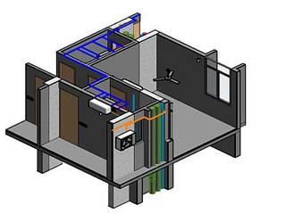 BIM Modeling Services - BIM Samples by Windzoon Engineering