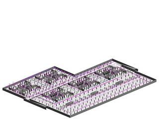 BIM 3D Modeling Sample:   by Windzoon Engineering