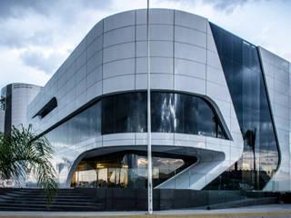 CORPORATIVO BSNM / GRUPO SPAZIO :  de estilo  por Oscar Hernández - Fotografía de Arquitectura
