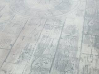 Print Beton:  Terras door stucamor