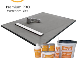 Wetroom Tray Kits nassboards