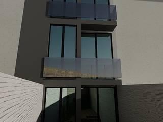 Casas de estilo minimalista de Idealiving Minimalista