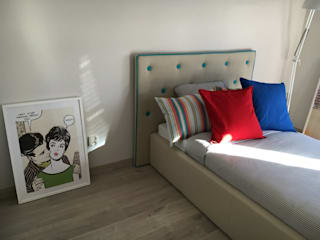 Modern nursery/kids room by Perfect Home Modern
