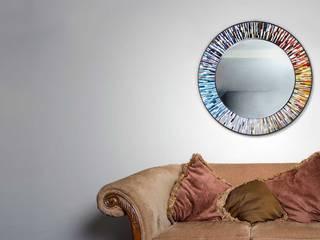 Round mirrors:   by Piaggi Store