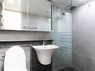 중흥마을 48평: 금화 인테리어 의  욕실