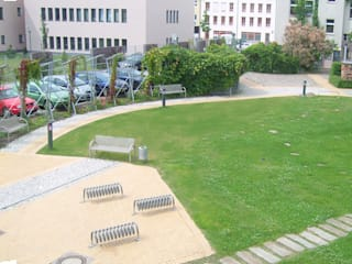 Classic style garden by Gartenarchitekturbüro Timm Classic