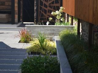 Robert Hughes Garden Designが手掛けた庭