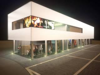 rendering 3d : Architettura Centri commerciali moderni di Pasquale De Angelis Moderno