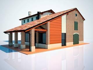 rendering 3d : Architettura di Pasquale De Angelis Moderno