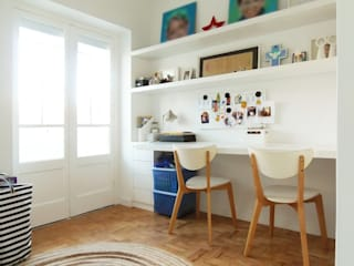 homify Scandinavian style bedroom