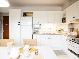 Kitchen by homify, Scandinavian