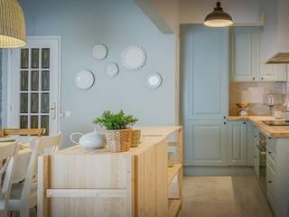 Cozinhas escandinavas por homify Escandinavo