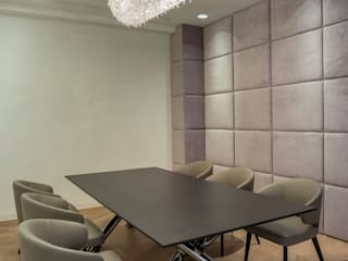 Meeting Room in Austria Manooi Office spaces & stores Transparent