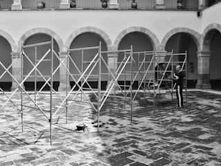 BAGNET / ARTURO REVILLA ARQUITECTOS:  de estilo  por Oscar Hernández - Fotografía de Arquitectura