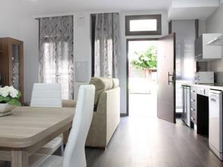 Loft Adaptado Platero Leiva_#LoftODB6 Salones de estilo moderno de Mohedano Estudio de Arquitectura S.L.P. Moderno