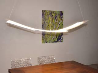 Dietmar Tappe revolite Living roomLighting White