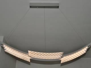 Dietmar Tappe revolite Dining roomLighting Transparent