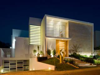 Casa M Casas modernas de Agraz Arquitectos S.C. Moderno