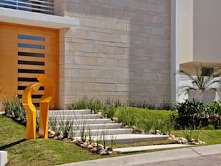 Agraz Arquitectos S.C. 現代房屋設計點子、靈感 & 圖片
