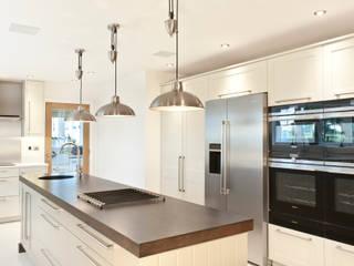 Felsted - Essex Modern kitchen by en masse bespoke Modern